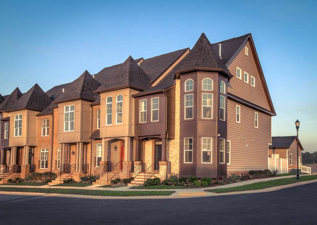 The georgetown collection at eastchurch wormald homes - Public swimming pools frederick md ...