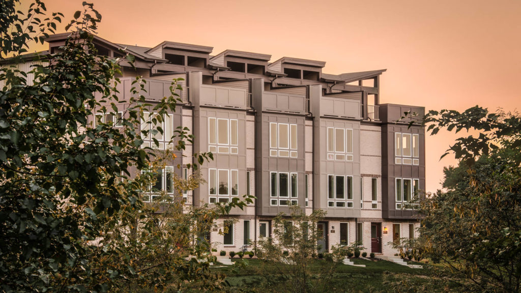 River Place Townhomes